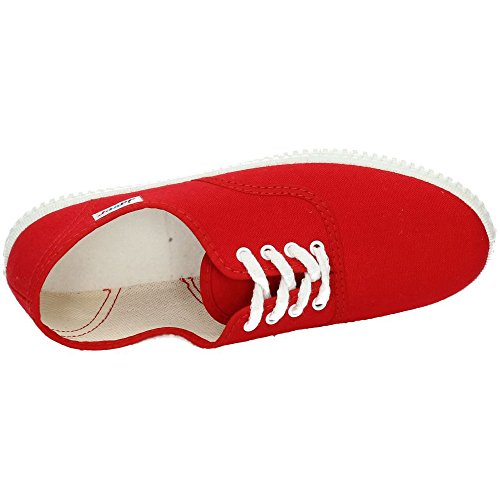 Red Sneakers Women's javer javer Women's IqBwOZZ