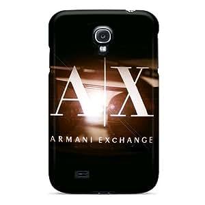 EaJ4540gYoc Snap On Case Cover Skin For Galaxy S4(armani Exchange)