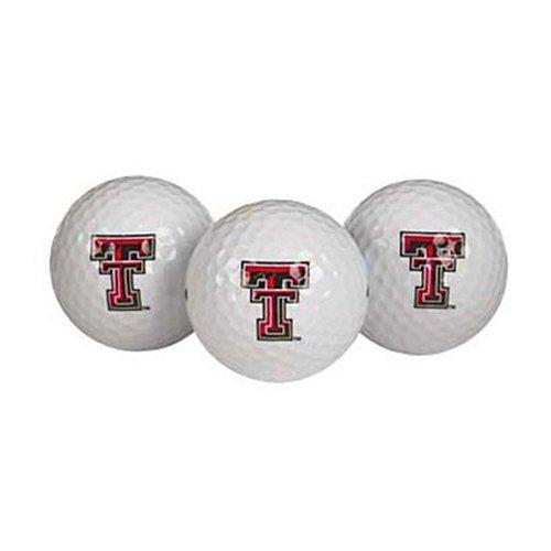 Team Effort Texas Tech Red Raiders Golf Ball 3 -