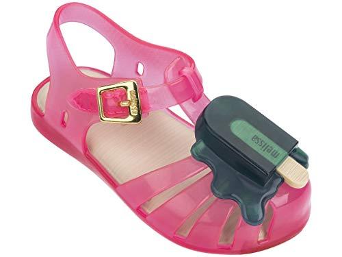 Melissa Mini Aranha VIII BB Girls Popsicle Sandal Pink