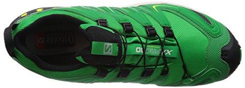 Uomo sportive Fern Green 3D Scarpe Gy PRO XA Bk Salomon GTX x4faYqwA