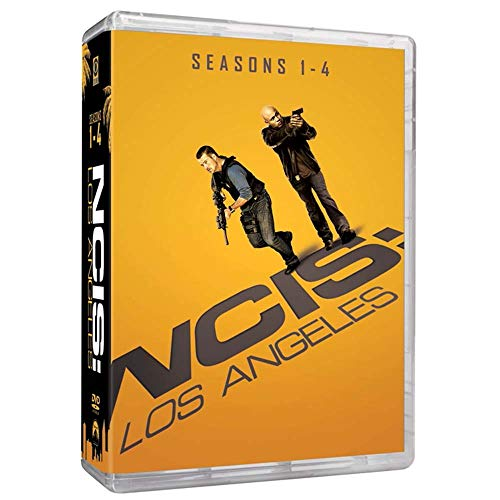 NCIS: Los Angeles: Seasons 1-4 (Ncis Set Dvd)