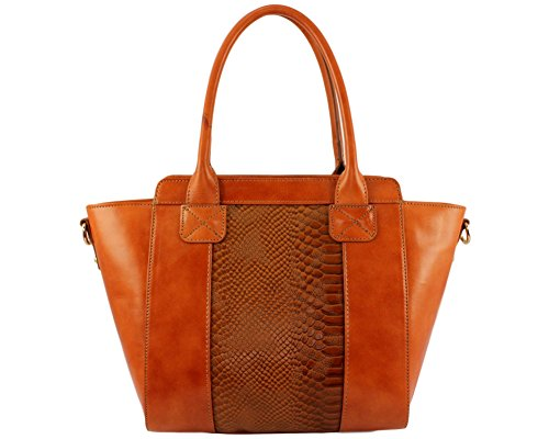 Chloly 62 - Tote Bag Another Camel Skin Woman Clair