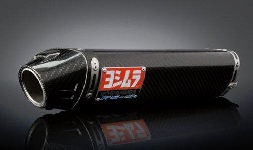 Yoshimura R-5 Polished Stainless Cone End Caps Slip-Ons Systems for 2007-2008 H - One Size