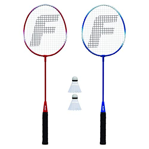 - Franklin Sports 2 Player Badminton Racquet Replacement Set