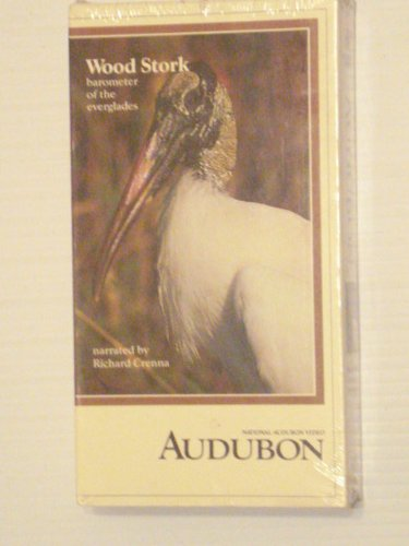 (Wood Stork:Barometer of the Everglade [VHS])