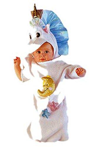 [Baby Unicorn Costume (Size: 0-6 Months)] (Unicorn Costume Baby)