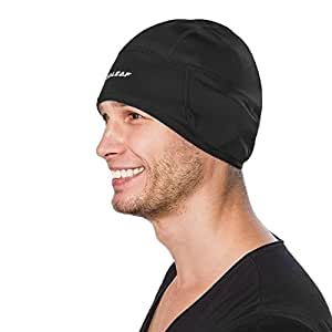 Baleaf Special Slit Thermal Helmet Cycling Ski Outdoor Skull Cap