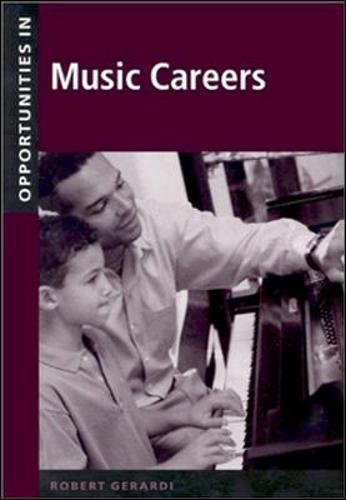 Opportunities in Music Careers ebook