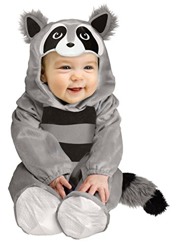 Baby Raccoon Costume - Infant Small