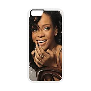 iPhone 6 4.7 Inch Cell Phone Case White Rihanna Laughing Twcvc