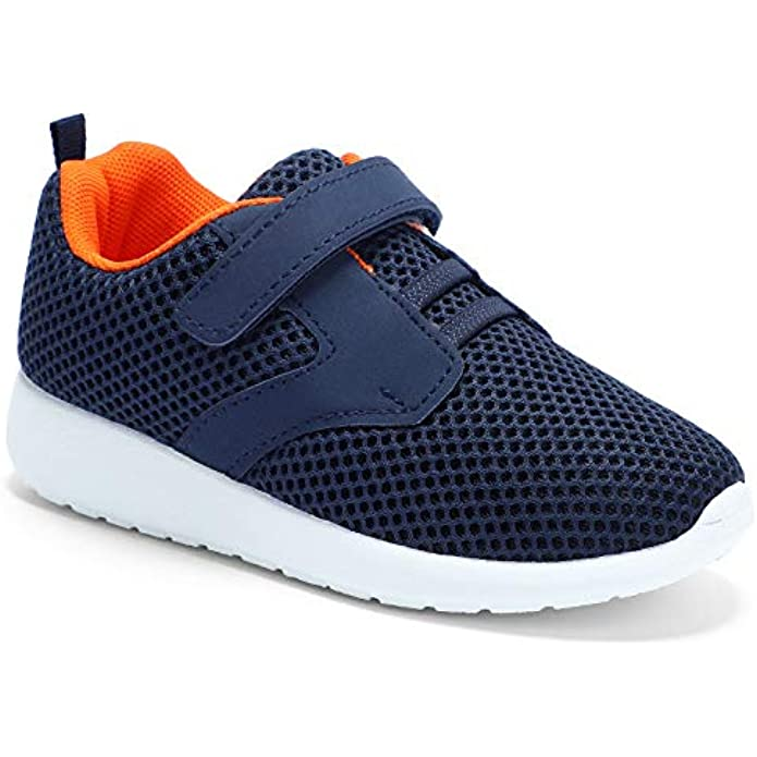 tombik Toddler Shoes, Boys & Girls Lightweight Sneaker, Breathable Tennis Running Shoes for Active Play, Playground Fun, School