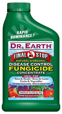 Dr Earth 1023 24 Oz Final Stop Disease Control Fungicide (Disease Control Concentrate)