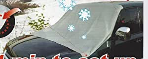 SUV/Truck Snow Cover