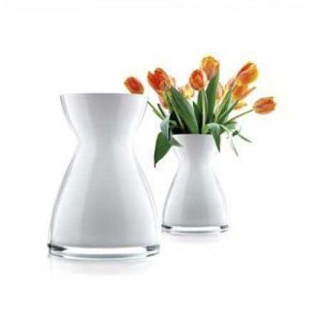 Eva Solo Florentine Vase Opal White 26 Cm Amazon Kitchen