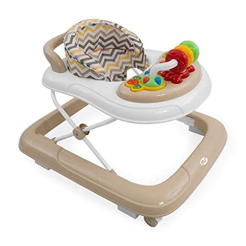andador para bebés Innovaciones MS marrón