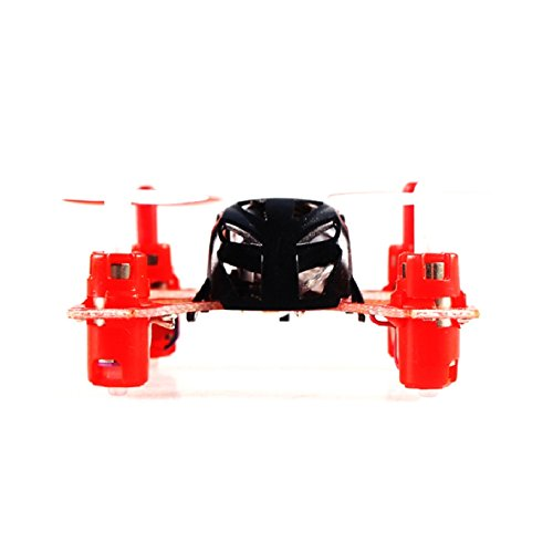 Doinshop New Cool Wltoys V292 Mini 4CH 2.4G Remote Control 6-Axis Gyro 3D Quadcopter With LED