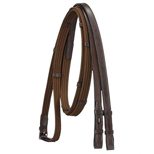 EquiRoyal Cotton Web Reins