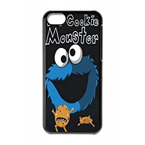 Unique Art Cookie Monster Series Customized Special DIY Hard Best Case Cover for iPhone 5C