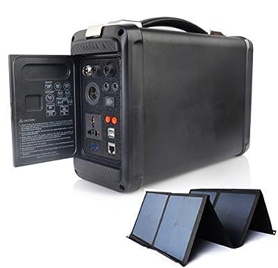 SKYRC 500-Watt Portable Solar Power Generator System