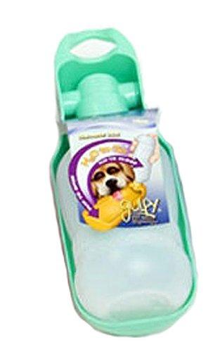 Gulpy Water Dispenser for Pet, 10-Ounce, Green by Gulpy