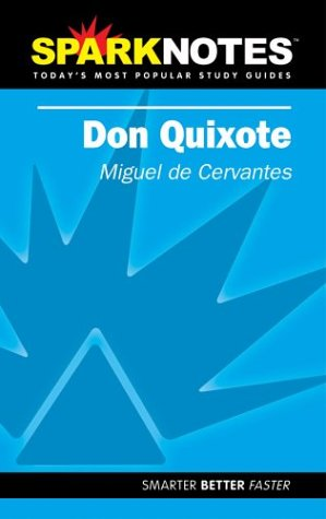 Don Quixote (SparkNotes Data Guide) (SparkNotes Literature Guide Series)