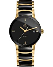 Rado Casual Watch For Men Analog Stainless Steel - 763.0035.3.071