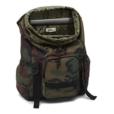 Vans Off The Wall Ranger Camo Nylon Backpack School: Computers & Accessories