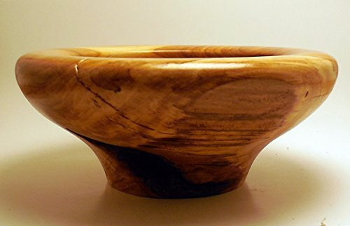 Slightly Spalted Cherry Bowl