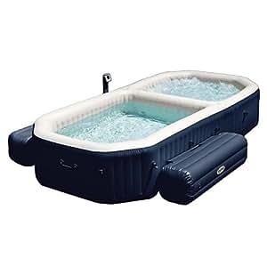 Intex PureSpa Bubble Hot Tub and Pool Set