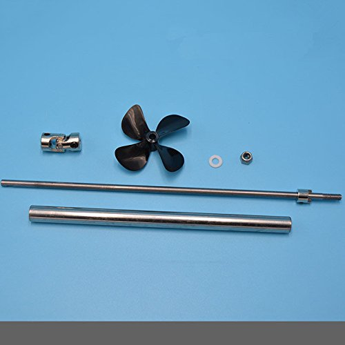 4mm Threaded Shafts - 7