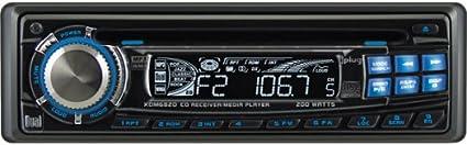 Amazon.com: Dual In-Dash CD/MP3/WMA para el coche ... on