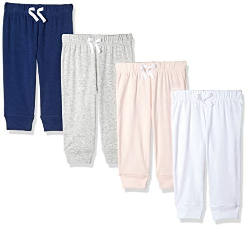 Amazon Essentials Girls 4 Pack Pull product image
