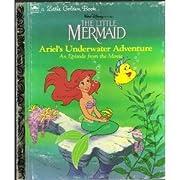 The Little Mermaid Ariels Underwater…