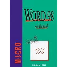 Word 98 MAC