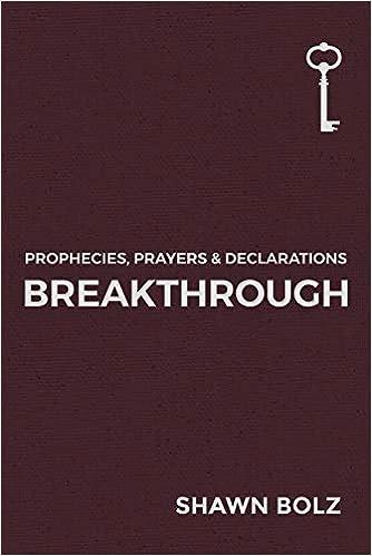 Amazon com: Breakthrough: Prophecies, Prayers & Declarations
