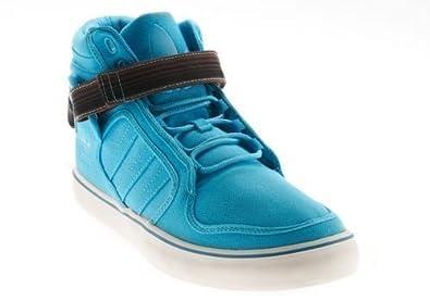 low priced b0d76 8b742 adidas Adi-Rise Mid, Herren Sneaker Blau Blau