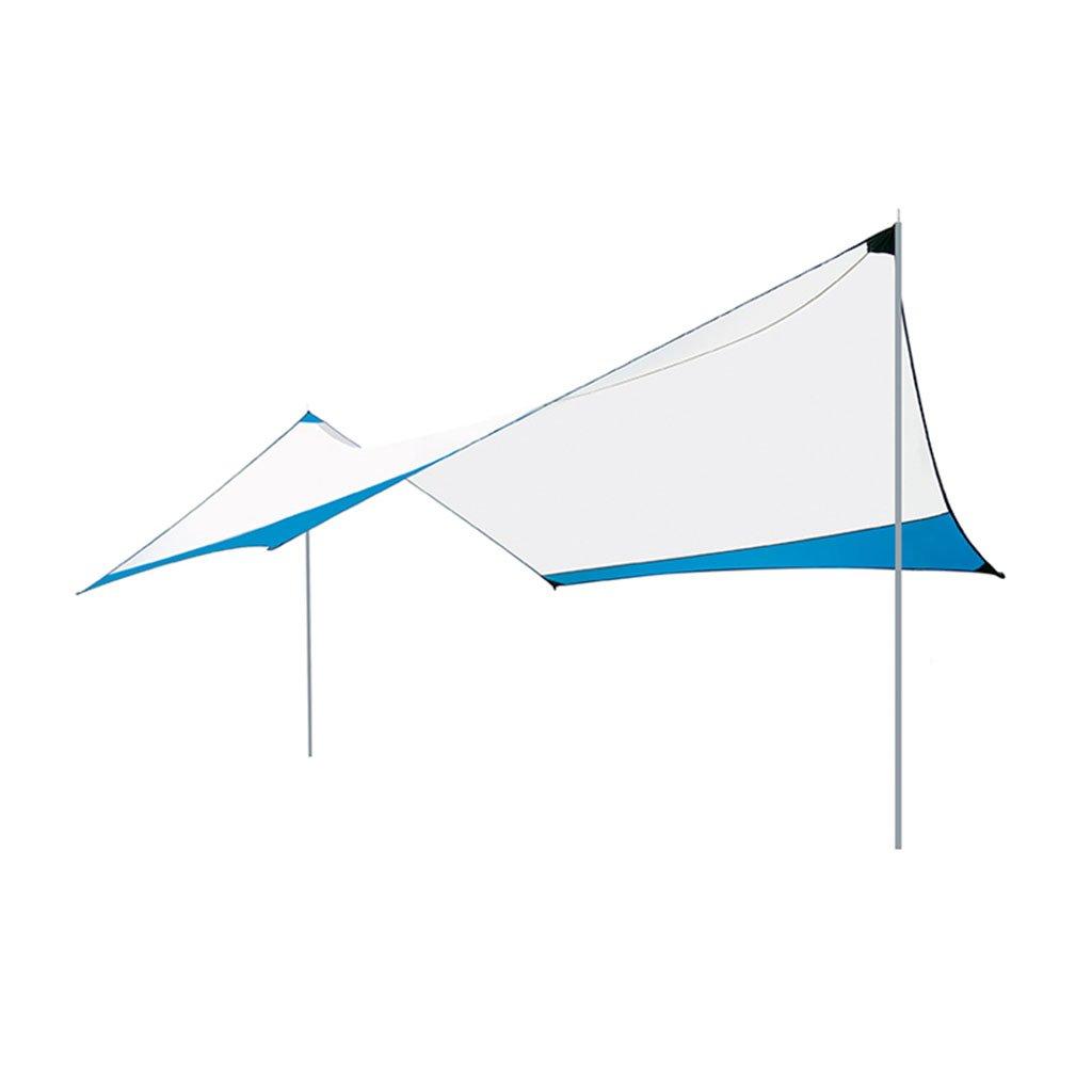 TENT-L ZP Zelt, Outdoor Große Multiplayer Pergola Wasserdichte Canopy Camping Winddicht Markise Carport huwaizhangpeng