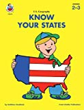Know Your States, Frank Frank Schaffer Publications Staff and Frank Schaffer, 076820514X