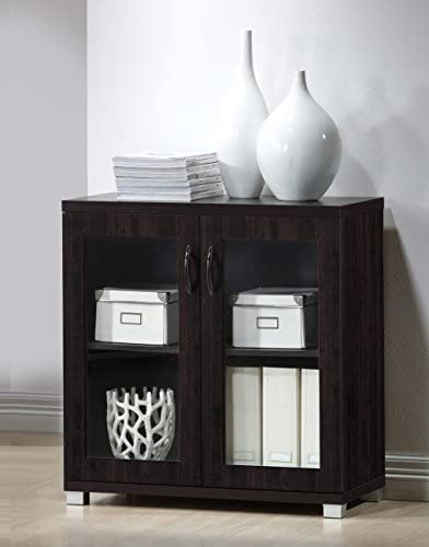 Baxton Studio Wholesale Interiors Zentra Sideboard Storage Cabinet