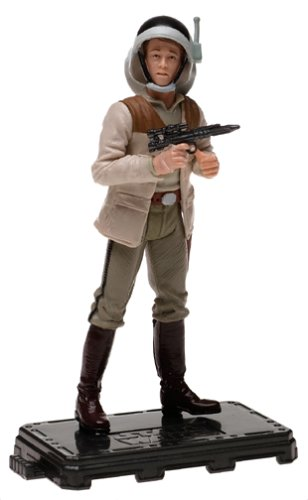 Star Wars: Tantive IV Invasion Captain Antilles w/Helmet, Blaster & Base