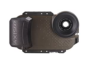 AxisGO iPhone 7/8 Sport Water Housing for Underwater Photo and Video - Tactical Green