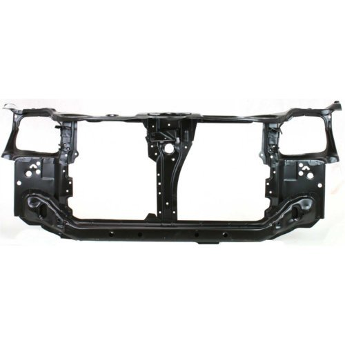 Garage-Pro Radiator Support for HONDA CIVIC 96-98 Assembly Black Steel Sedan (USA/Canada Built) / Coupe/Hatchback