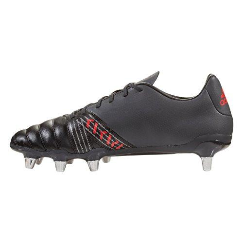 Adidas Sg Kakari Botas De Rugby, Negro