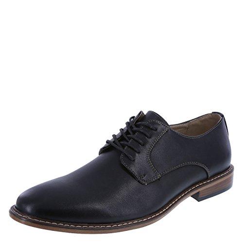 Dexter Men's Black Men's ALEC Plain-Toe Oxford 10.5 Regular -