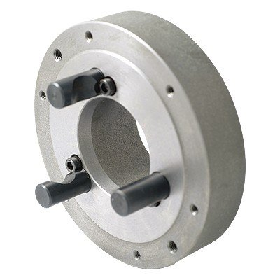 HHIP 3900-5612 Zero-Set D-Mounting Plate for 10'' Chucks, D-8 Spindle