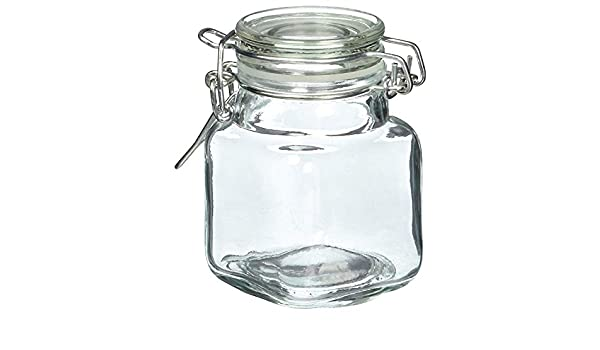 FC-6717 Wedding /& Bridal Perfectly Plain Collection Apothecary Jar Favors