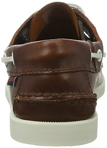 Loafer Oiled Penny Dockside Brown Women's Waxy Sebago Leather 14tpqwp