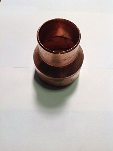 W1094 Mueller Copper Reducer Coupling 3-1/8