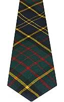 Lochcarron of Scotland MacMillan Hunting Modern Tartan Tie